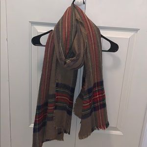 Merona Plaid Scarf/wrap